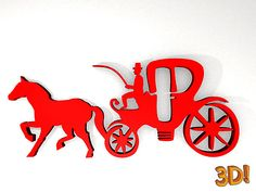 3D Wandrelief ''Hochzeitskutsche'' #Hochzeit #Geschenk #Hochzeitsgeschenk