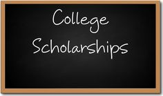 Scholarship Friday: Scholarships for special groups