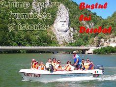Boat trips on Danube river