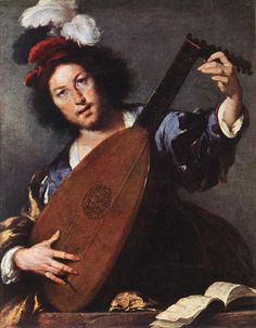 Page of Lute Player by STROZZI, Bernardo in the Web Gallery of Art, a searchable image collection and database of European painting, sculpture and architecture Renaissance Music, Renaissance Paintings, Web Gallery Of Art, Baroque Painting, Art Through The Ages, Classic Paintings, Beautiful Paintings, Music Images, Alonso