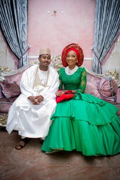 Nigerian Wedding: Jamila