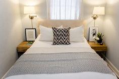 Cozy Small Bedroom Design Idea (8)