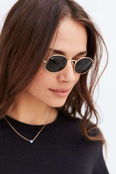 Ray Ban Oval Icon