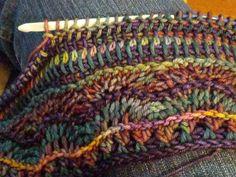 39 Best Double Ended Crochet Images Tunisian Crochet Yarns