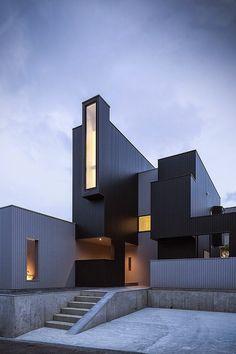 Scape House / Kouichi Kamura Architects | Blog Arquitectura y Diseño