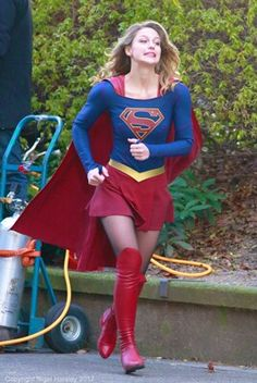 Women's Costumes Qualified Supergirl Kara Zor-el Danvers Costume Cape Cosplay Costume Halloween Carnival Costumes Tailor Made Excellent Quality