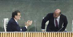 El Gobierno comunica al Congreso que Guindos dará plantón al pleno de la Cámara para explicar el caso Soria