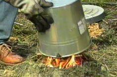 Raku and Alternative Firing Video: Playing with Fire – Making and Raku Firing a Slab Built Vase