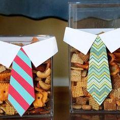 Father's Day Tie Box (Present Wrap}