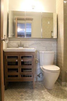 Photo On Tiny Renovated Park Slope Studio Wants Equally Tiny K Bathroom Medicine CabinetMedicine