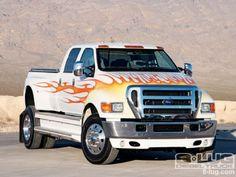2007 Ford F650 - 7.2L Caterpillar C7 Diesel Engine