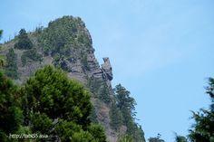 トカゲ岩(島根県)/Lizard rock (Shimane)