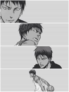 Image about anime in knb by 환영. All Anime, Anime Guys, Manga Art, Manga Anime, Aomine Kuroko, Human Anatomy Art, Hottest Anime Characters, Kuroko's Basketball, Anime Screenshots
