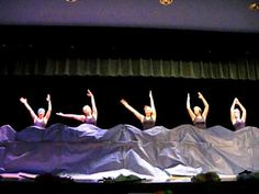 Sayre Teachers Synchronized Swimming 2011 - YouTube