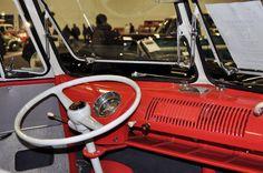 VW T1 inside #vwt1interior