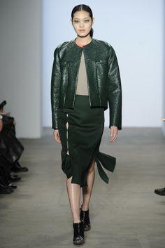 Derek Lam RTW Fall 2014 - Slideshow - Runway, Fashion Week, Fashion Shows, Reviews and Fashion Images - WWD.com
