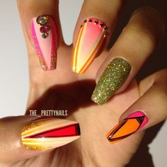 the Miss. E, she is an awesome nail genius