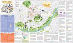 Download Timisoara City Map City Maps, Free Travel, Burn Calories, Travel Guides, Outlander, Sunny Days, Places To See, To Go, Old Things