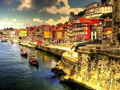 Places I've Been to: Porto, Portugal Places Around The World, Oh The Places You'll Go, Places To Travel, Travel Destinations, Places To Visit, Around The Worlds, Spain And Portugal, Portugal Travel, Visit Portugal