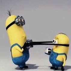 I love minnions!!!!!