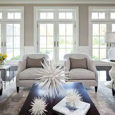 contemporary living room by Martha OHara Interiors