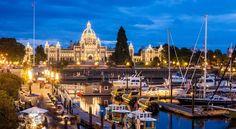 O Que Fazer em Victoria no Canadá #viagem #viajar