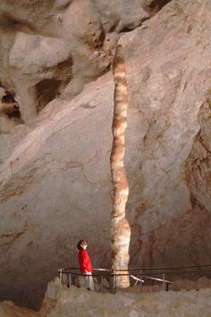 Witches Finger - Carlsbad Caverns