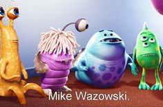 Boo from Monster Inc. quotes | disney monsters inc Boo mike wazowski zoemagson •