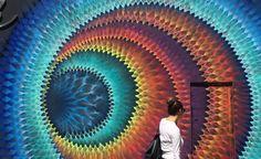 The City is a Canvas: 31 Murals Transforming Urban Spaces... #weburbanist #arts #street_art