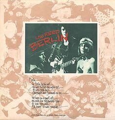 LOU REED - (1973) Berlin http://woody-jagger.blogspot.com/2013/02/los-mejores-discos-de-1973.html