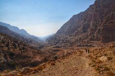 Pushing My Limits In Jordan: The Dana Reserve Hike