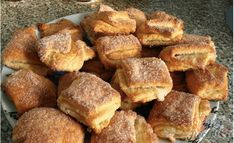 ideas for baking easy bread cream cheeses Paleo Baking, Gluten Free Baking, Baking Recipes, Sweet Desserts, Easy Desserts, Baking Soda Lemon Juice, Baking Muffins, Easy Bread, Sweet Breakfast