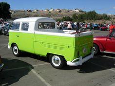 VW pick up
