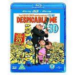 3D Region-free Blu-rays: Despicable Me $14.50, Sanctum $13