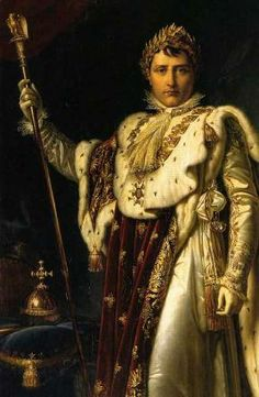 Napoleon bonaparte french emperor and general great tactision one of te greatest of al time and my heroe