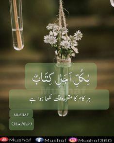 Quran Urdu, Quran Arabic, Islam Quran, Allah Islam, Hadith Quotes, Muslim Quotes, Religious Quotes, Allah Quotes, Urdu Quotes