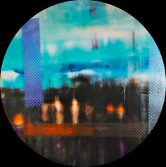 """""""African Rain Forest"""" Round Art on Plexi Glass Plexi Glass, Plexus Products, Miami Beach, Art Gallery, Rain, African, Paintings, Illustrations, Projects"""