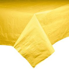 Waterproof Plastic Lined Highly Absorbent Paper Tablecover 137cm x 274cm - Yellow Unique http://www.amazon.co.uk/dp/B00Y8IW0MQ/ref=cm_sw_r_pi_dp_2WYnwb1JHN0V6