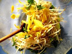 So-Spring Thai Green Mango Salad!: So Scrumptious Thai Green Mango Salad!