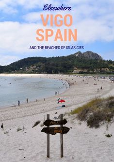 Elsewhere: Vigo, Spain and the beaches of Islas Cies, via @travelsewhere
