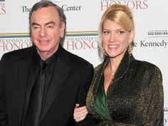 Neil Diamond and Katie McNeil tie the knot