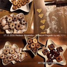 Fursecuri fragede cu unt 3 2 1   Savori Urbane Unt, Cookie Recipes, Waffles, Biscuits, Pudding, Cookies, Breakfast, Desserts, Food