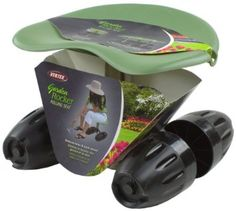 Green Thumbs Love This Convenient Rolling Garden Work Scooter From Pure  Garden. Alleviate The Pain Put On Your Back And Knees From Bending, Stoopinu2026