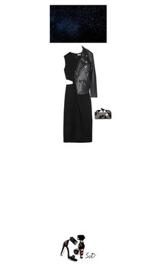 I got your hey oh. by doraszucs on Polyvore featuring Jil Sander, Alexander McQueen, WithChic, rockerchic and rockerstyle