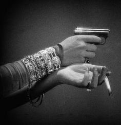Still from Fritz Lang's German silent film Spione (Spies), 1928