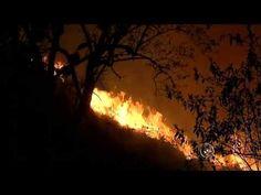 Incêndio Destrói As Serras Do Japi E Dos Cristais Há Três Dias  Jundiaí