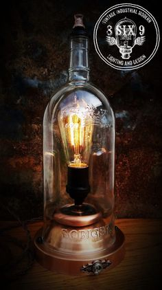 "Sobieski 1696 Steampunk Desklamp - Desk Lamps - Introducing: ""The Sobieski This light has been in the design stage for quite awhile and I'm very proud of it! I am proud to … Read"