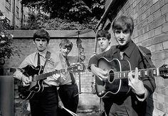 """The Beatles, London, 1963"" ©Terry O'Neill"