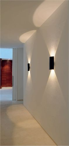 LED High Gloss Up & Down Wall Light