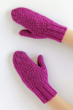 Knitter's Pride: Designer Spotlight: Heidi Gustad of Hands Occupied + Winner